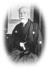 A portrait of Satake Otojiro